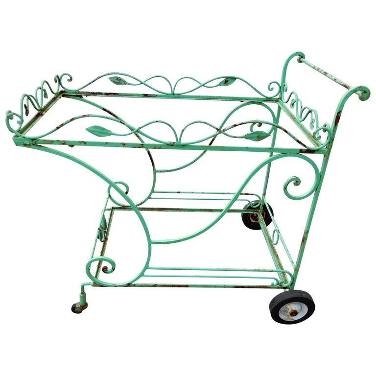 Salterini Bar or Tea Cart