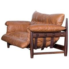Vintage 'Mole' Sofa by Sergio Rodrigues