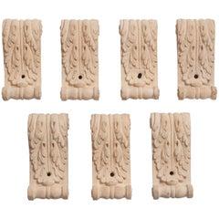 Terracotta Corbels