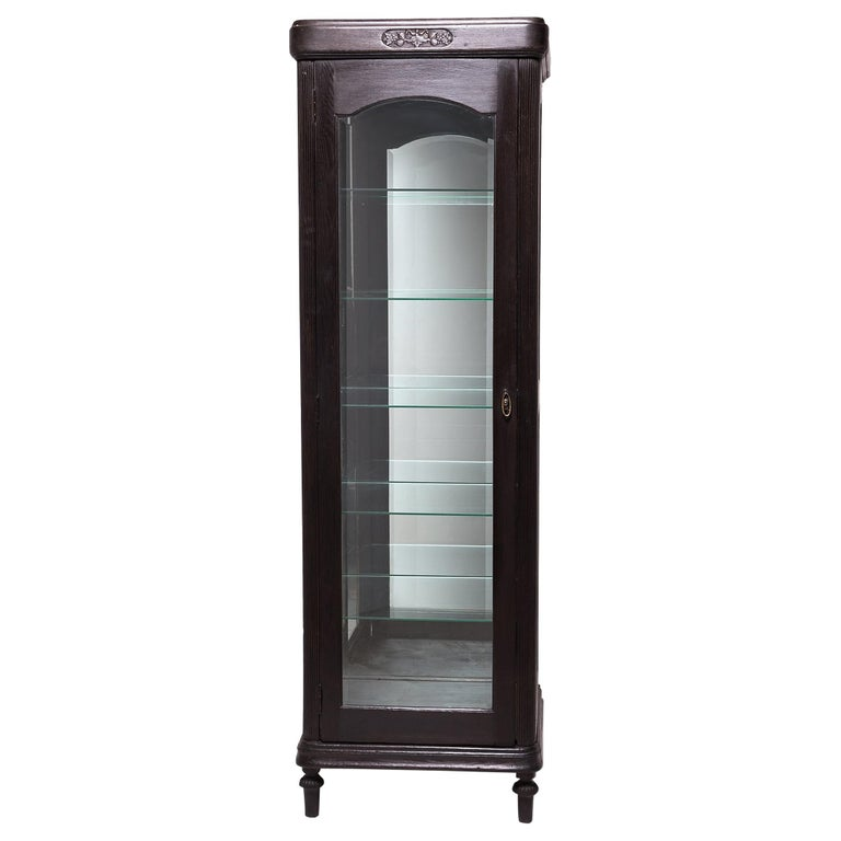 Early 20th Century Chinese Display Cabinet For Sale