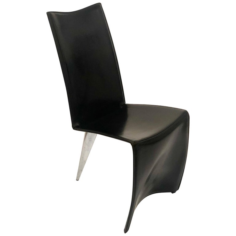 Striking Ed Archer Chair by Philippe Starck for Driade For Sale