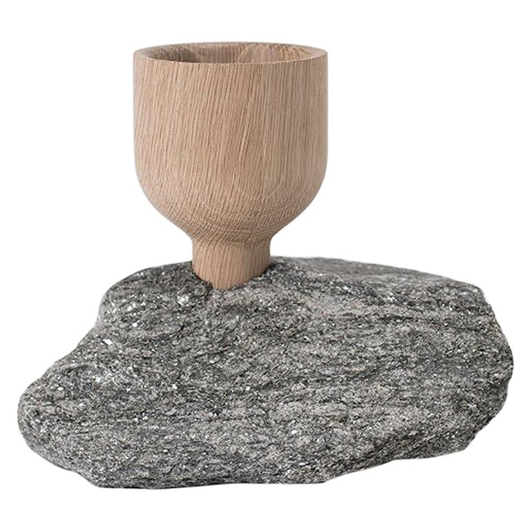 Rock Cup, Sculptural Object by Pat Kim