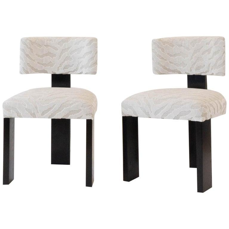 Modern Oak Dining Chair