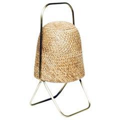 'Paleae Brasilis' Table Lamp by Brazilian Designer Brunno Jahara