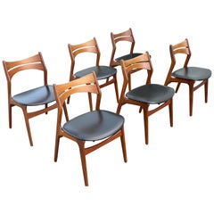 Teak Dining Room Chairs - 699 For Sale at 1stdibs