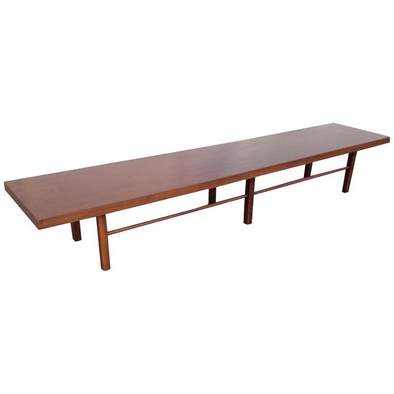 Milo Baughman for Thayer Coggin Table or Bench