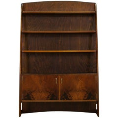 Bookcase Vintage Danish Design Retro, 1960-1970