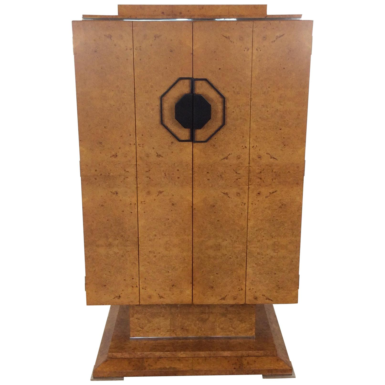 Art Deco TV Or Drinks Cabinet
