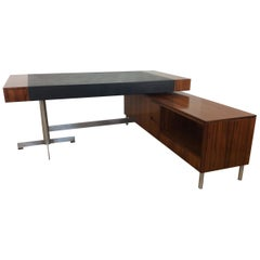 Midcentury Desk Unit