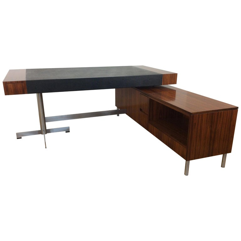 Midcentury Desk Unit