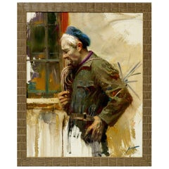 """The Chimney Sweep"" by Giuseppe Dangelico Pino"