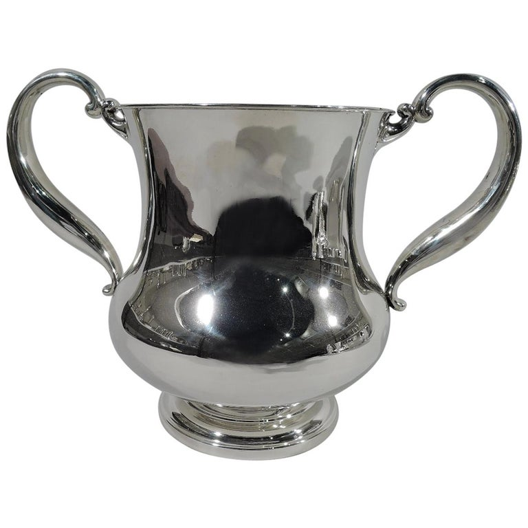 Antique Gorham Sterling Silver Trophy Cup