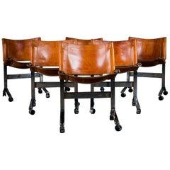 Set of Max Gottschalk Dining Chairs