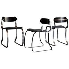 Health Chair for Ironrite by Herman Sperlich