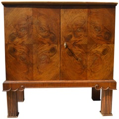 Art Deco Chest of Drawers, Commode, 1920s