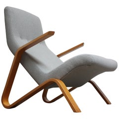 Early 'Grasshopper' Chair by Eero Saarinen for Knoll Associates