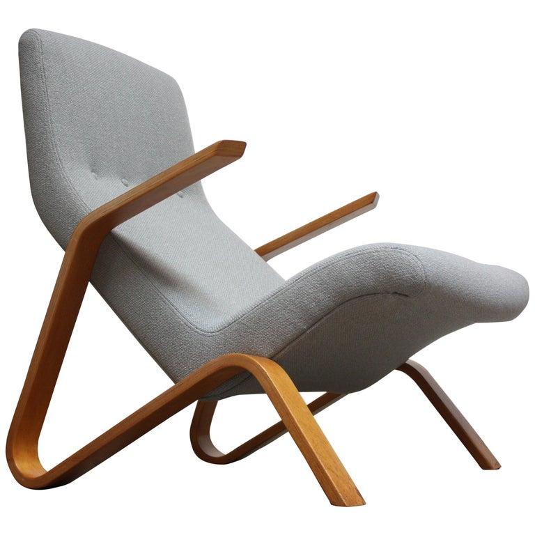 Early 'Grasshopper' Chair by Eero Saarinen for Knoll Associates