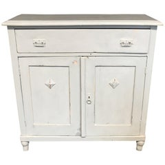 19th Century Swedish Painted Dresser