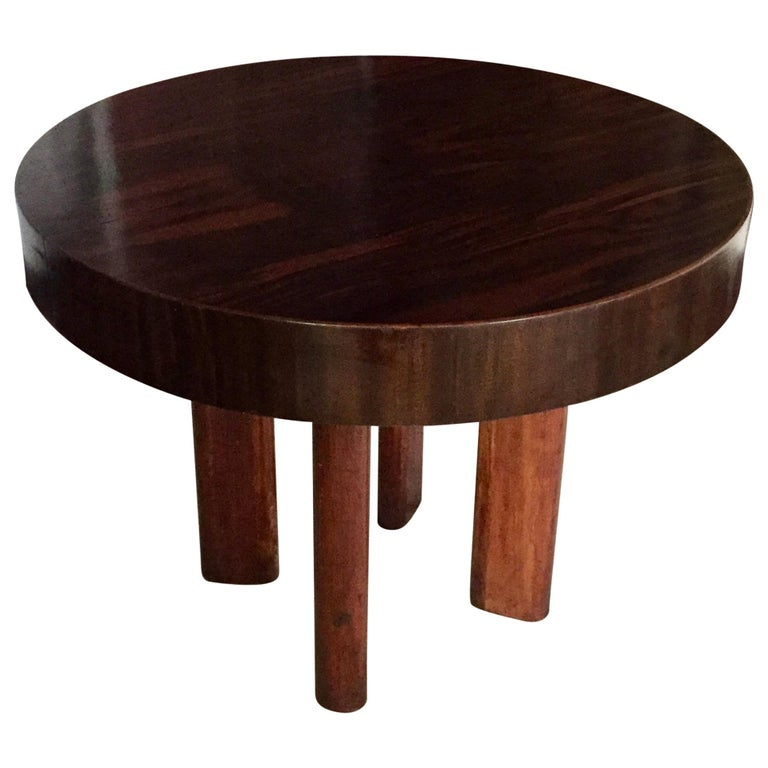 Art Deco Rosewood Centre/Dining Table