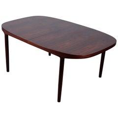 Rosewood Dining Table by Danish Designer Harry Østergaard