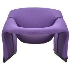 Pierre Paulin Model F580 Lounge Chair by Artifort