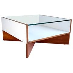 """Pierre Guariche Coffee Table CA 21 """"Capitol"""", circa 1960"""