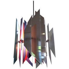 Simon Henningsen for Divan 2, Pendant for Copenhagen's Tivoli Park by Lyfa