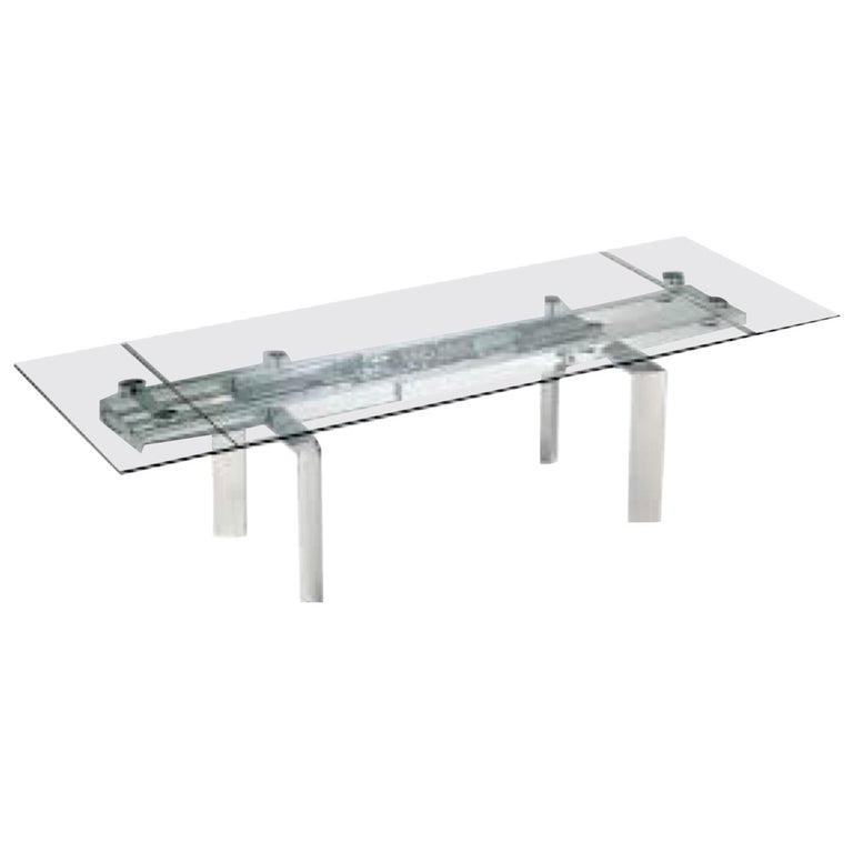 astrolab dining design table roche bobois paris for sale