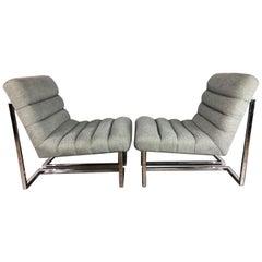 Swaim Design Lounge Chairs