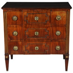 18th Century Empire Classicism Dresser after David Roentgen from 1790