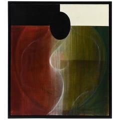 Donald McLaughlin Abstract Oil on Canvas