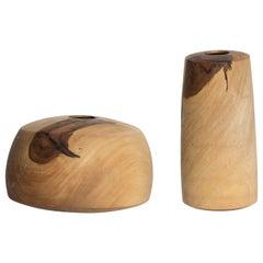 Wood Sculpture Brazilian Design