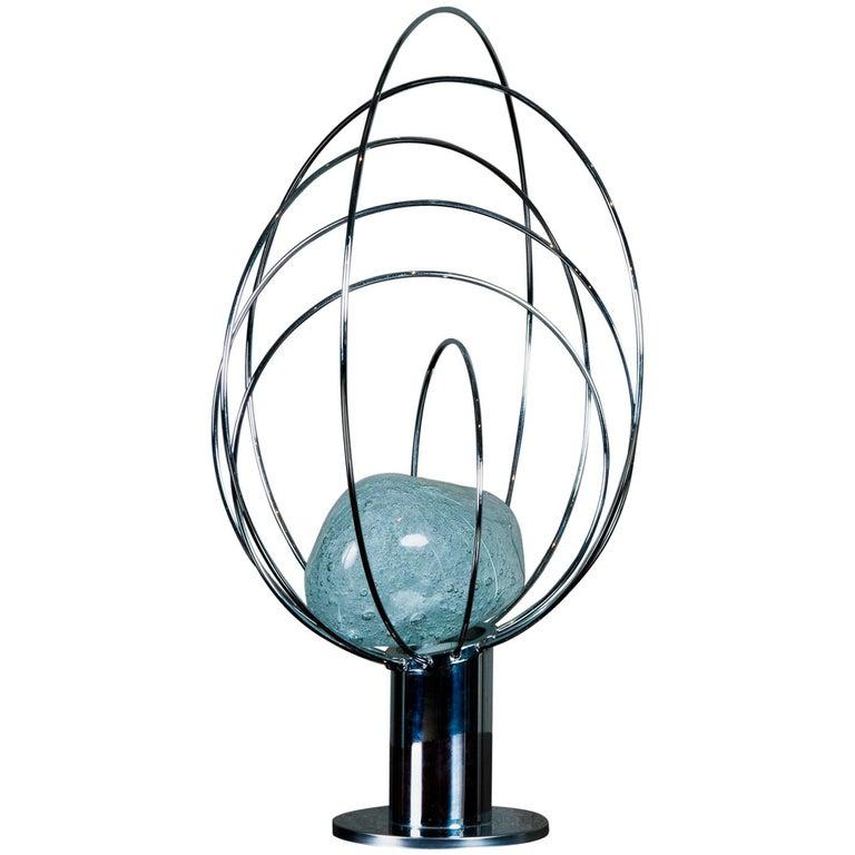 'Barnada' Table Lamp by Angelo Brotto