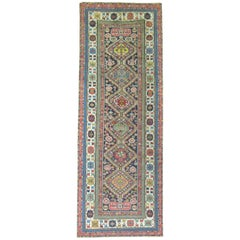 Caucasian Antique Runner