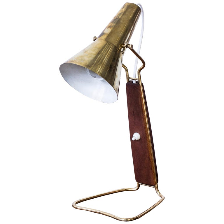 1950s Table Lamp by Hans Bergström for ASEA, Sweden