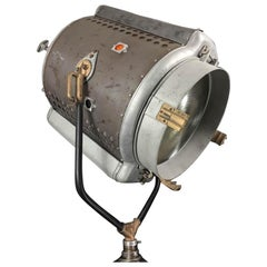 Mole Richardson Industrial Hollywood Movie Arc Light, circa 1935