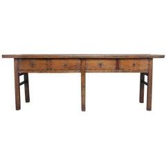 Large 19th Century Chinese Dresser
