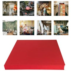 Around That Time, Portfolio #2, Eight Archival Pigment Prints in a Embossed Box