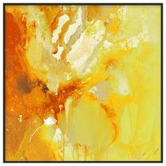 17 Patterns, Nebulous Yellow, 2017, Limited Edition Art Print