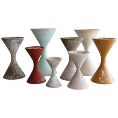 Willy Guhl Pots