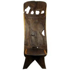 Mid-20th Century African Chair