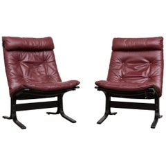 "Pair of High Back ""Siesta"" Easy Chairs for Westnofa"