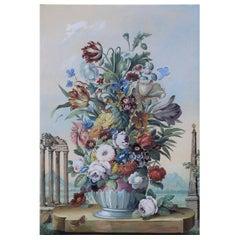 Friedrich Jungling Painting