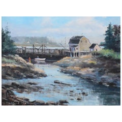 Ward Palmer Mann Painting