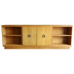 Oak Cabinet by Paul Laszlo