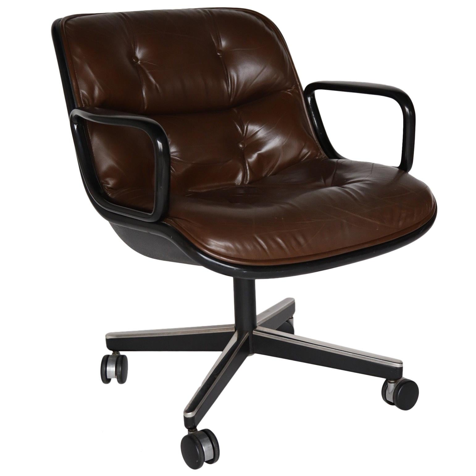 Charles Pollock Office Chair For Knoll