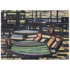 Norman Stiles Chamberlain Painting
