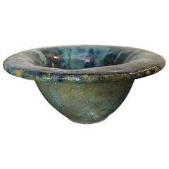 Glen Lukens Glazed Ceramic Bowl
