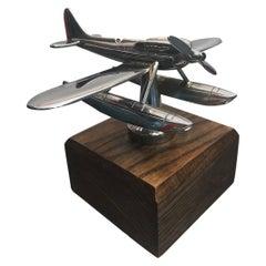 British Racing Seaplane Schneider Trophy Model
