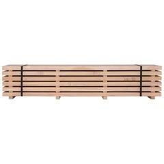 Cedar Liner Bench